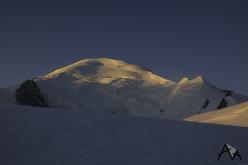 La cima del Monte Bianco: dove non siamo arrivati