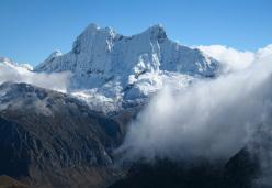 Chacraraju, Cordillera Blanca, Peru