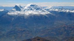 Huascaran, Cordillera Blanca, Peru
