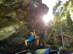 Shauna Coxsey sale One Summer in Paradise 8B, Magic Wood, Svizzera