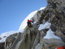 Climbing Quesillio