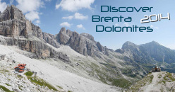150 years ago John Ball discovered the Brenta Dolomites, hiking from Molveno to Pinzolo through the Bocca di Brenta: today some events allow you to know this discovery and to witness the future of the mountaineering on the Dolomites.