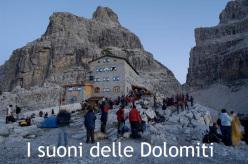 I Suoni delle Dolomiti at Rifugio Pedrotti