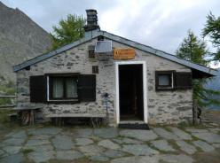 Casotto del Pousset (2286m), Parco Nazionale del Gran Paradiso, Valle d'Aosta