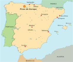 Picos de Europa, Naranjo de Bulnes, Spagna