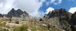 Panoramica rifugio Remondino