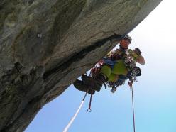Diego Pezzoli su Tangerine Trip, El Capitan, Yosemite