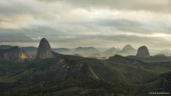 Pedra Riscada, Brasile