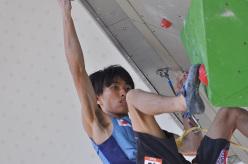 Japanese climber Sachi Amma