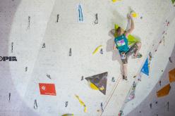 Jakob Schubert competing at Imst