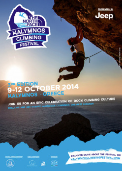 From 9 - 12 October 2014 the third edition of The North Face Kalymnos Climbing Festival 2014