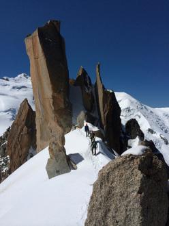 Esame alta montagna | Monte Bianco
