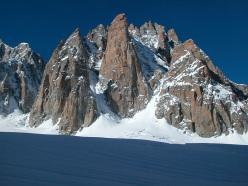 Il Grand Capucin, Monte Bianco