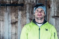 Swiss alpinist Roger Schaeli