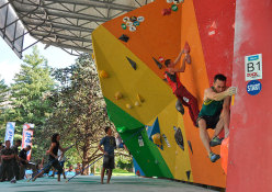 Rock Master 2014 - International Open Boulder