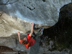 Giuliano Cameroni su Jungle book, 8A a Cresciano