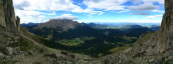 Modulo roccia in Dolomiti: Latemar
