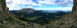 Dolomites climbing: Latemar