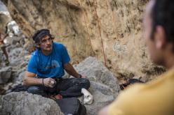 Climbing Legends: Patxi Arocena