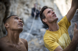 Climbing Legends: Yuji Hirayama & Ben Moon