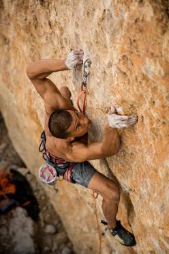Climbing Legends: Yuji Hirayama