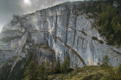 The Val Trementina face