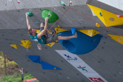 Jakob Schubert wins the stage at Mokpo, South Korea