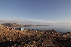 The village Ittoqqotoormiit.