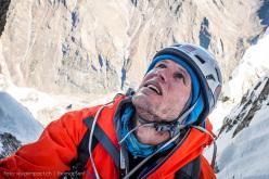 Swiss alpinist Stephan Siegrist