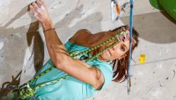 Mina Markovic vince l'ultima tappa della Coppa del Mondo Lead 2014 a Kranj