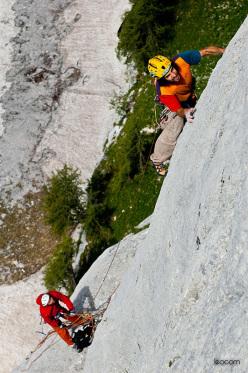 Liberi di scegliere, Monte Robon: Gabriele Gorobey Sbisi scala su L5