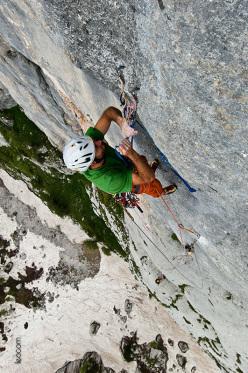 Liberi di scegliere, Monte Robon: Andrea Polo in apertura su L5