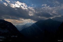 Liberi di scegliere, Monte Robon: raggi di sole