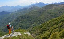Rifugio Salvin and Passo Forchetta