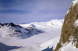 Zona campo base 1988 Cerro Riso Patron (Patagonia)