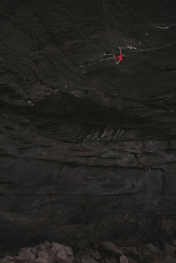 Stefano Ghisolfi a-vista sy Thug Life 5.13c, Red River Gorge
