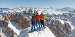 Martin Dejori, Alex Walpoth e Aaron Moroder e la prima salita di La Salieria, Sas Rigais, Dolomiti.