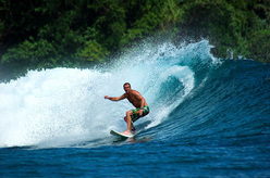 Jerry Moffatt focusing on his next project, surfing