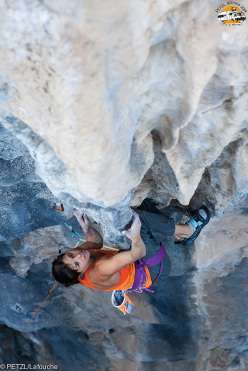 Petzl RocTrip 2014: Nina Caprez a Citdibi in Turkey