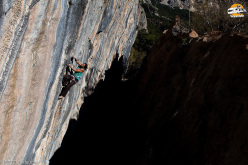 Petzl RocTrip 2014: Nina Caprez at Citdibi in Turkey