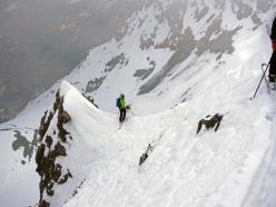 Fabio Beozzi and Federico Cecile: Mount Genevris