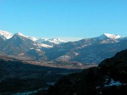 Valle della Durance.