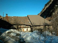 Villaggio di Les Viollins.