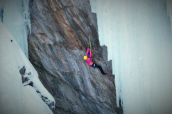 Angelika Rainer su The Flying Circus M10, Ouray, Colorado, USA