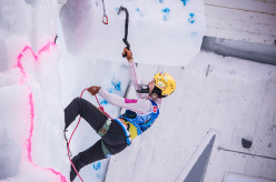 Ice Climbing World Championship 2015