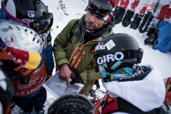 Swatch Freeride World Tour by The North Face at Fieberbrunn, Austria