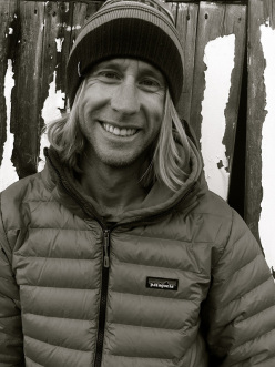 British alpinist Matt Helliker