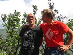 Lorenzo Ventura and Ivo Rabanser