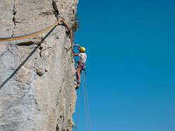 Roberto Vigiani: l'arrampicata, l'apertura e la chiodatura delle vie