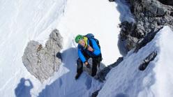 via Andrich-Bianchet parete ovest Cima di Val di Roda (Pale di San Martino, Dolomiti)